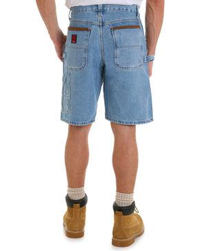 Wrangler Men's Blue RIGGS Workwear Carpenter Shorts , Blue, hi-res