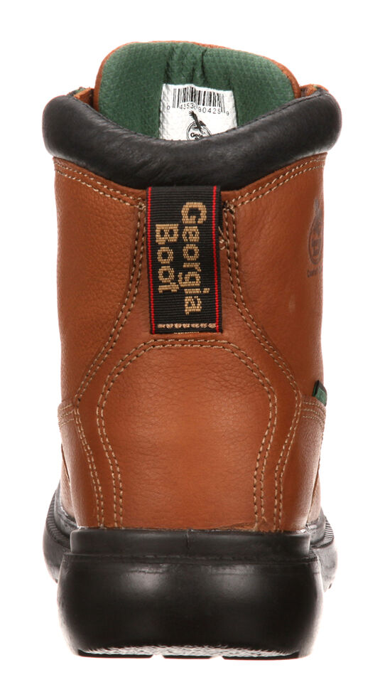 Georgia Farm and Ranch Waterproof Boots, Briar, hi-res