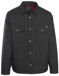 Woolrich Men's Trout Run Shirt Jacket, Black, hi-res