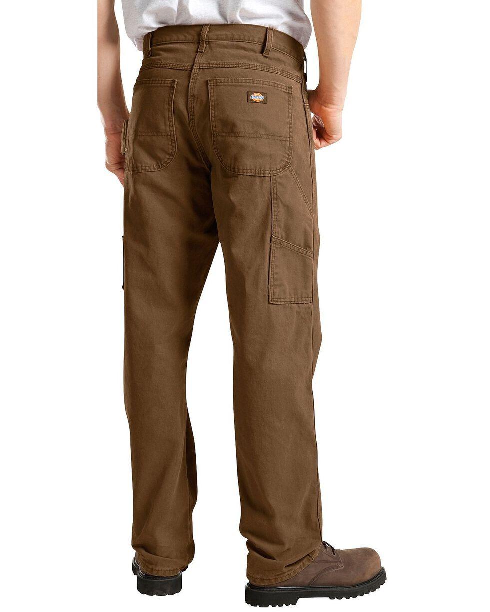 Dickies Sanded Duck Carpenter Jeans, Timber, hi-res
