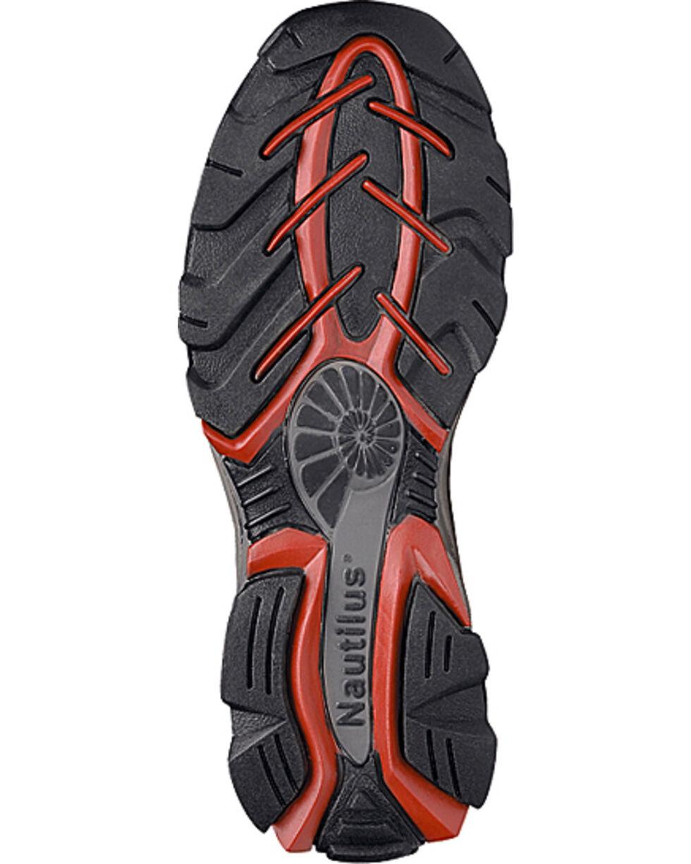 Nautilus Men's Moss ESD Athletic Work Shoes - Steel Toe, Moss, hi-res