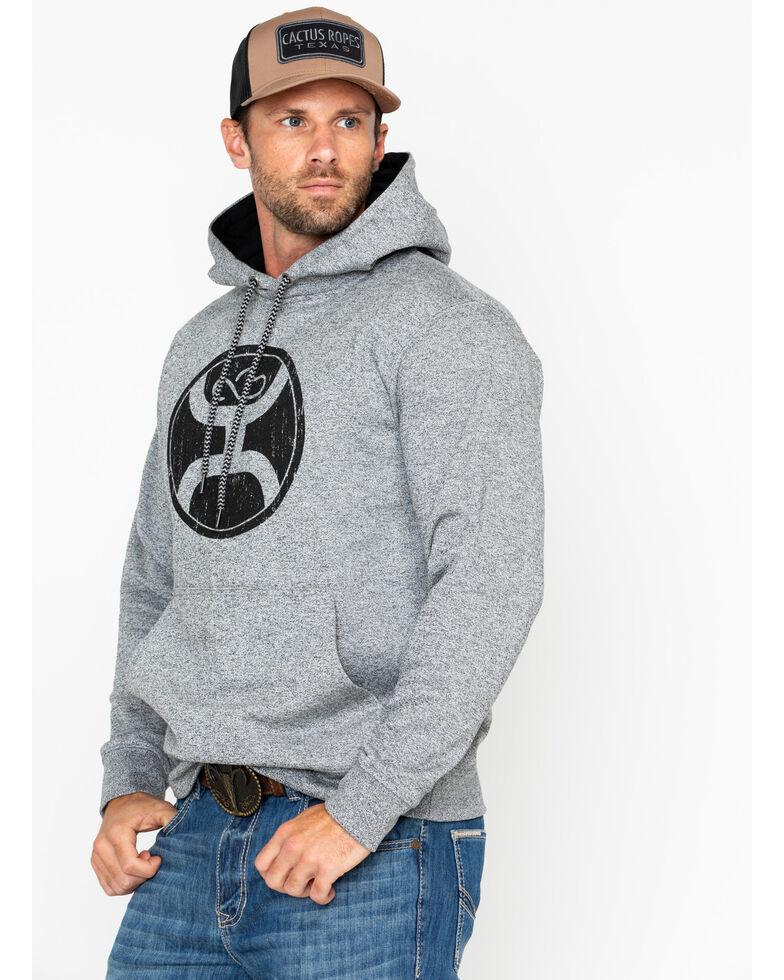 Hooey Men's 2 0 Pullover Logo Hoodie