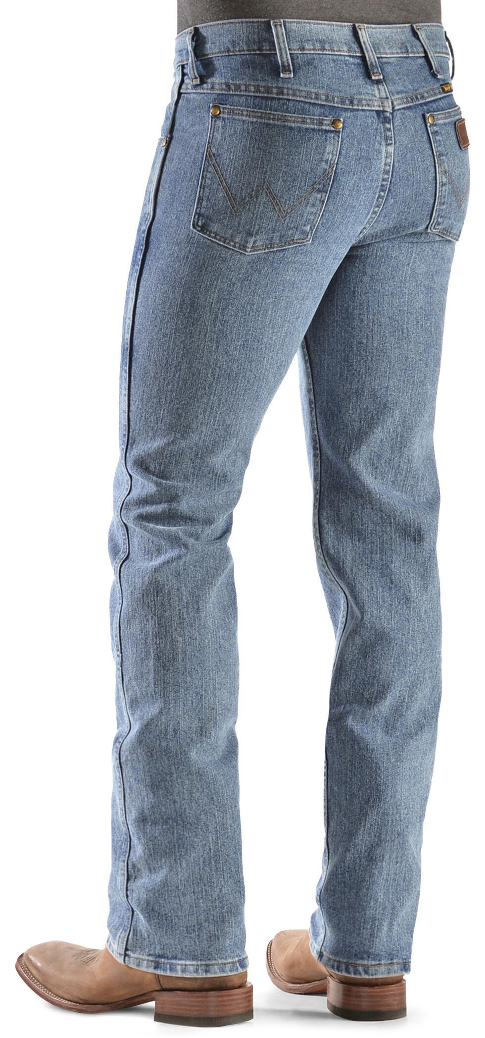 Wrangler Advanced Comfort Slim Fit Jeans - Reg, Stone Lt, hi-res