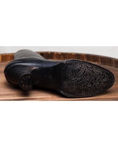 Oak Tree Farms Mirabelle Black Boots - Medium Toe, Black, hi-res