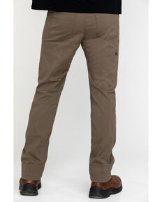 Wrangler All-Terrain Men's Monel Synthetic Stretch Utility Pants , Brown, hi-res