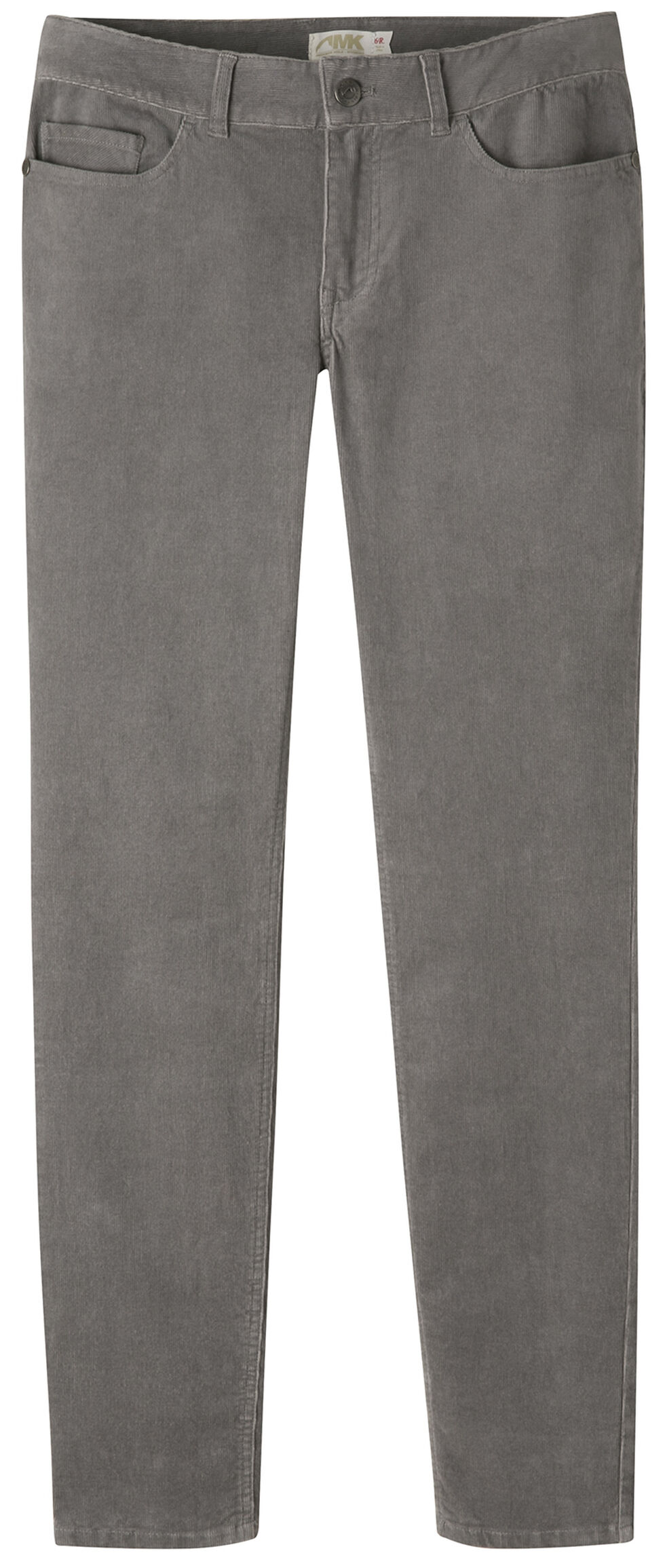 Mountain Khakis Women's Canyon Cord Slim Fit Skinny Pants, Dark Grey, hi-res