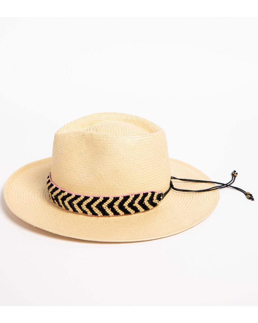 ále by Alessandra Women's Natural Cartagena Hat , Natural, hi-res
