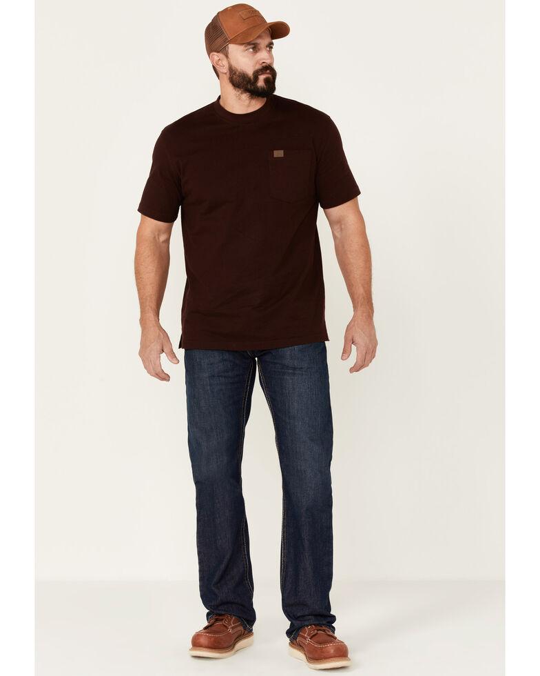 Ariat Flame Resistant M5 Slim Straight Clay Jeans, Denim, hi-res