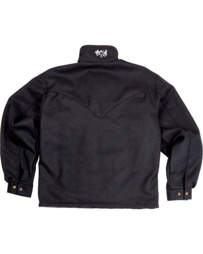 Schaefer 565 Arena Wool Jacket - Big & Tall, Black, hi-res