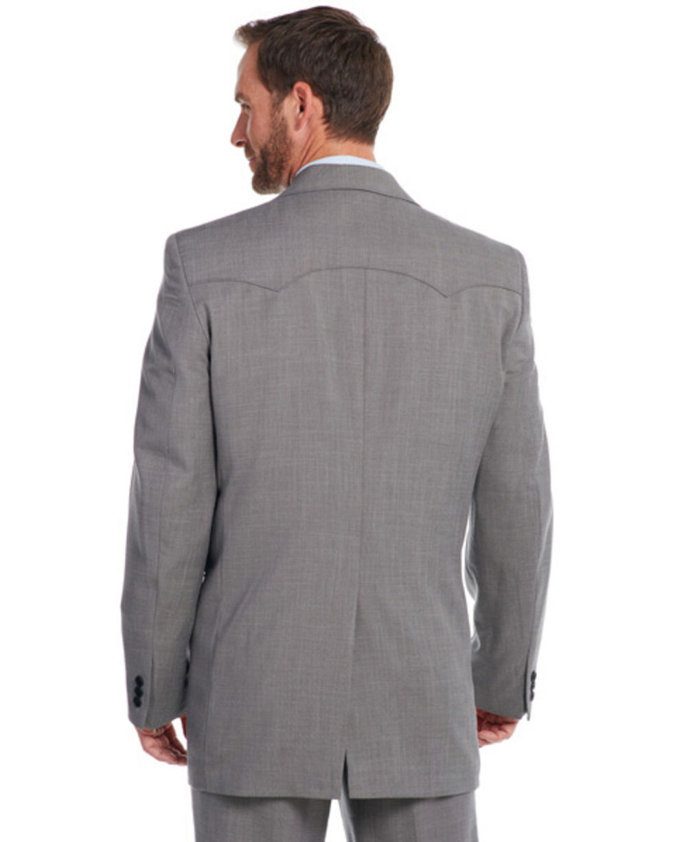 Circle S Men's Steel Grey Lubbock Sport Coat, Steel, hi-res