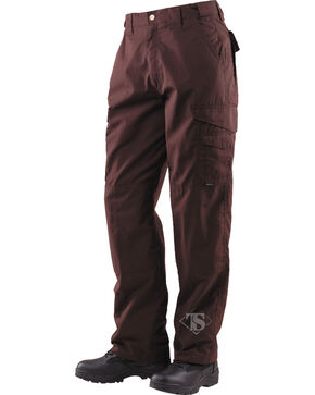 Tru-Spec Men's 24-7 Series Tactical Pants, Brown, hi-res