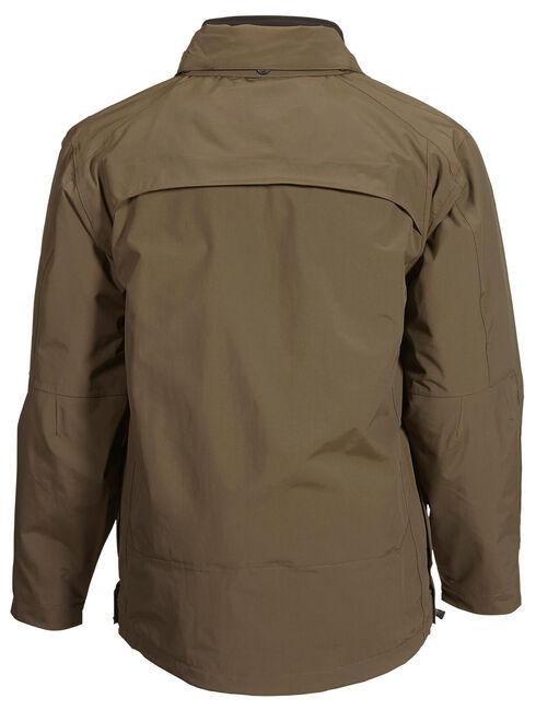 5.11 Tactical Men's Bristol Parka, Dark Brown, hi-res