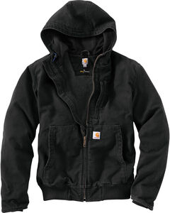 Carhartt Men's Full Swing Armstrong Active Jacket, Black, hi-res