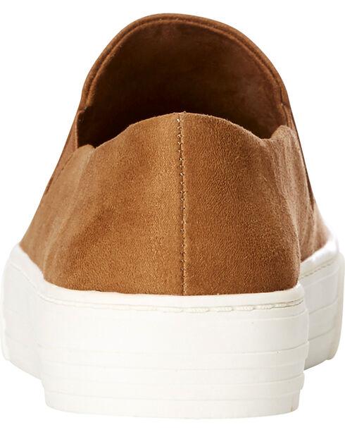 Ariat Women's Brown Unbridled Dixie Shoes - Round Toe , Cognac, hi-res