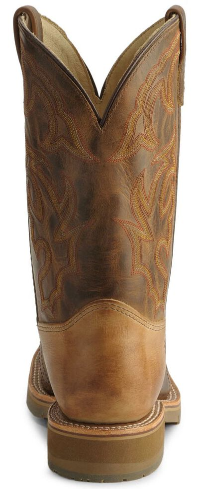f503090b5f8 Double H Men's Roper Cowboy Work Boots - Steel Toe