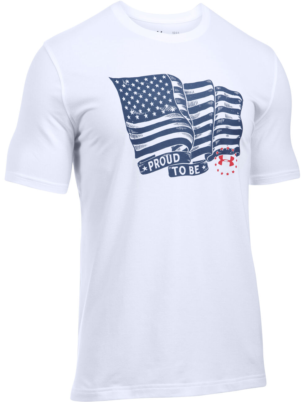 Under Armour Freedom Men's Proud American Tactical Graphic T-Shirt, , hi-res