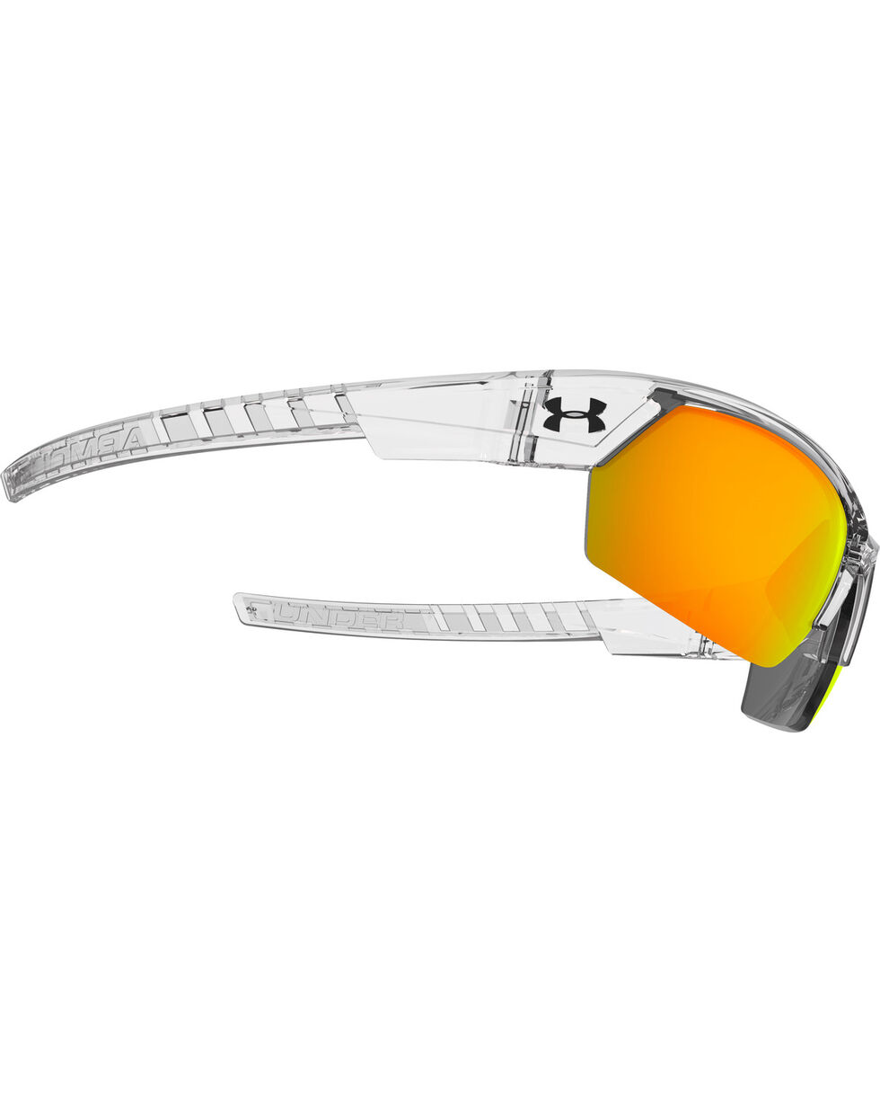 Under Armour Crystal Clear Igniter 2.0 Sunglasses , No Color, hi-res