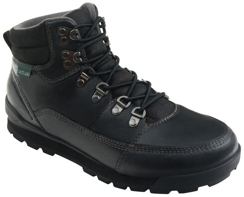 Eastland Men's Black Chester Alpine Hiking Boots , Black, hi-res