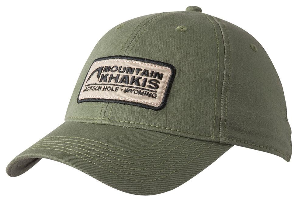 Mountain Khakis Men's Soul Patch Cap , Olive, hi-res
