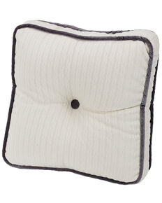 HiEnd Accents Whistler Boxed Square Throw Pillow, Multi, hi-res