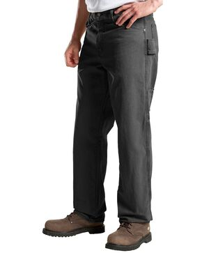 Dickies Sanded Duck Carpenter Jeans, Black, hi-res