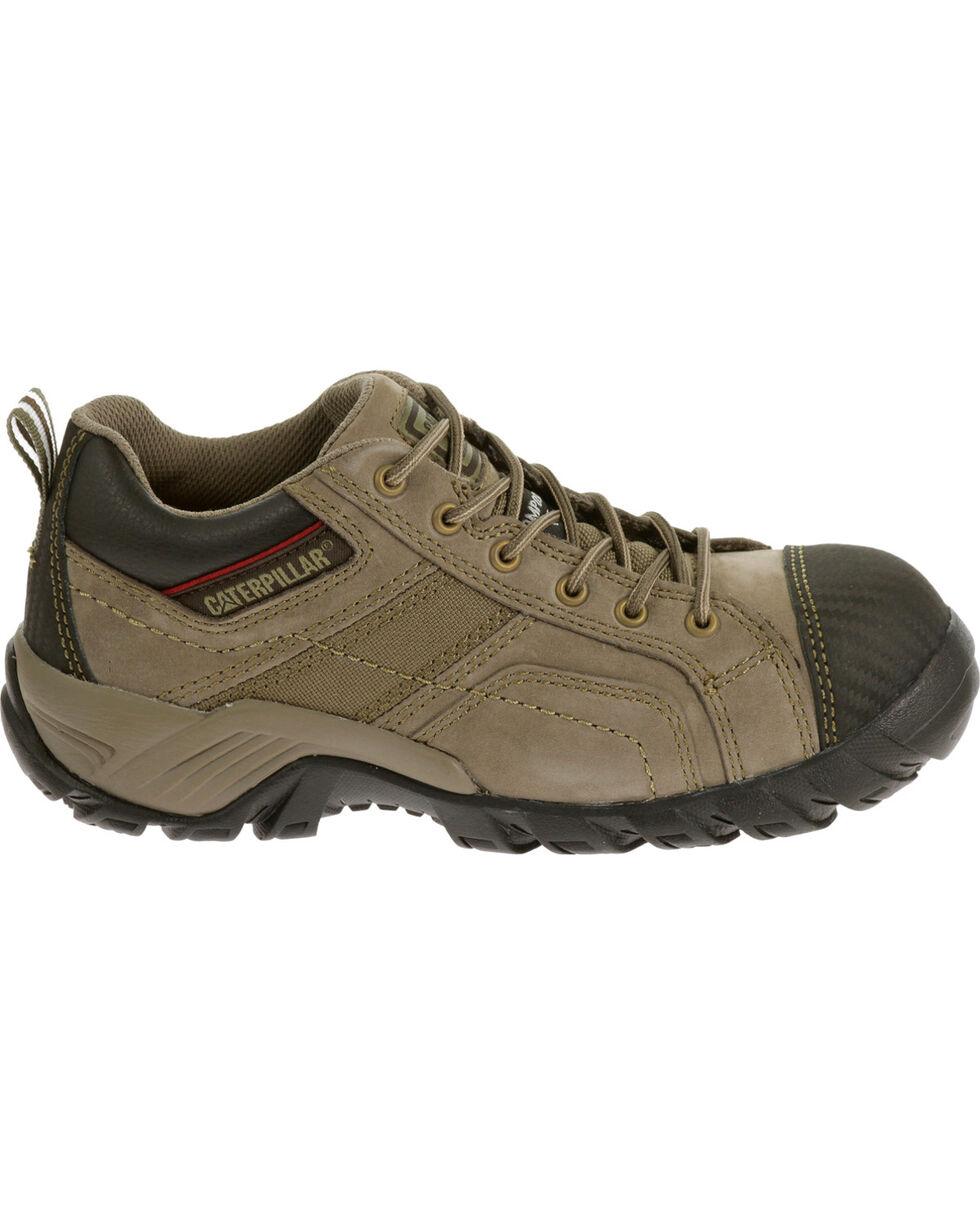 Caterpillar Women's Argon Work Shoe - Comp Toe, Grey, hi-res