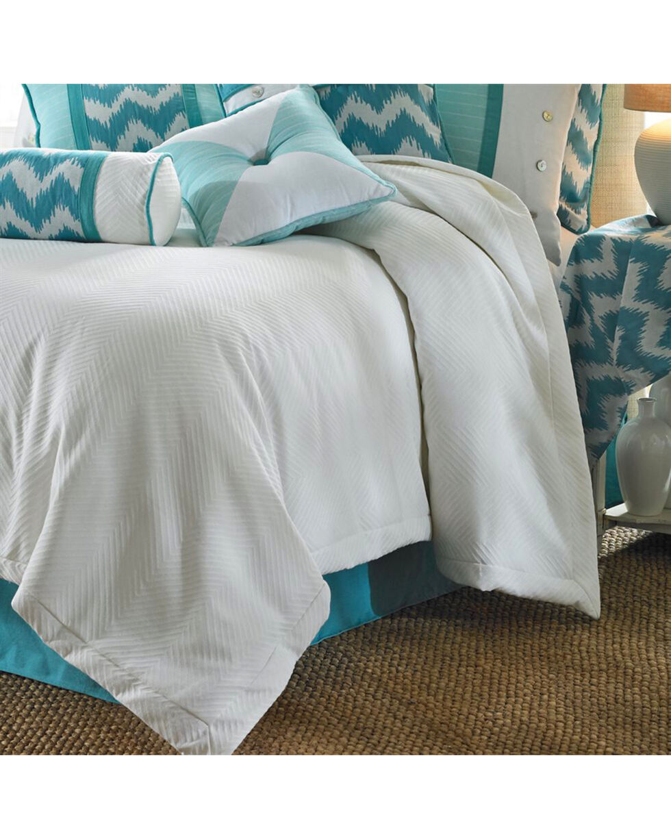 HiEnd Accents Catalina Super King Duvet Cover, Multi, hi-res