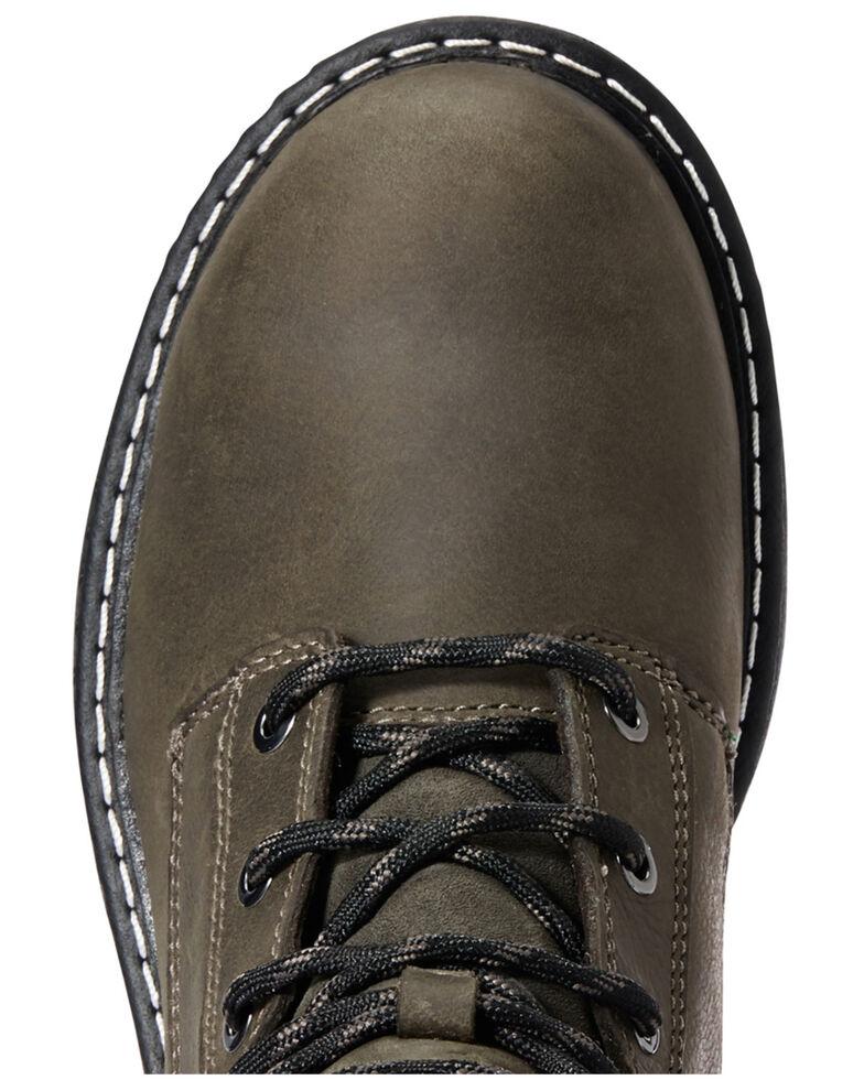 Ariat Women's Casey Work Boots - Composite Toe, Charcoal, hi-res
