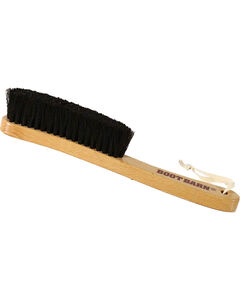 Boot Barn Hat Brim Brush, Black, hi-res