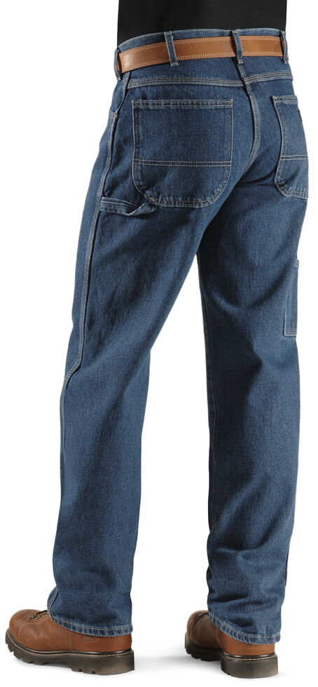 Dickies Relaxed Carpenter Work Jeans - Big & Tall, Stonewash, hi-res