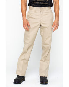 Dickies Men's 874 Flex Work Pants, Sand, hi-res