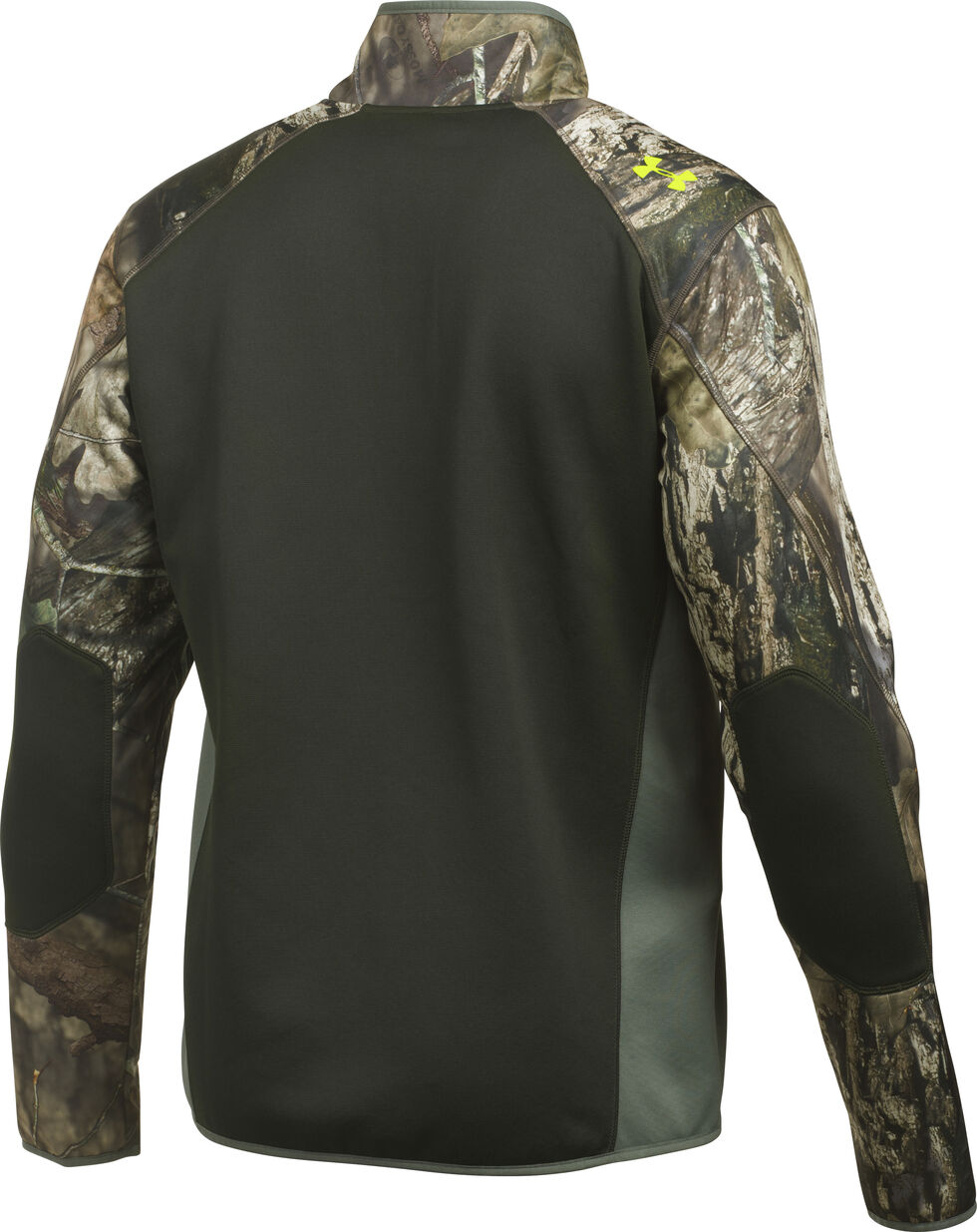 Under Armour Scent Control Armour Fleece Jacket, Mossy Oak, hi-res