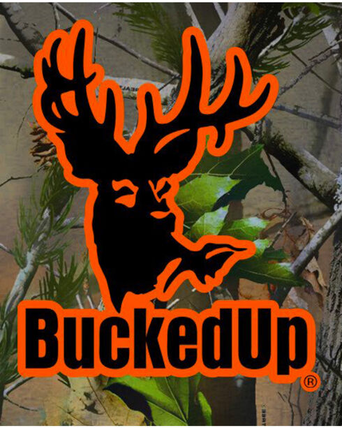 Bucked Up Apparel Men's Camo Bucked Up Long Sleeve Shirt, , hi-res