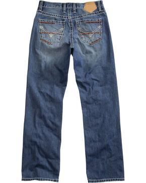 Tin Haul Men's Indigo Regular Joe Fit Jeans - Boot Cut, Indigo, hi-res