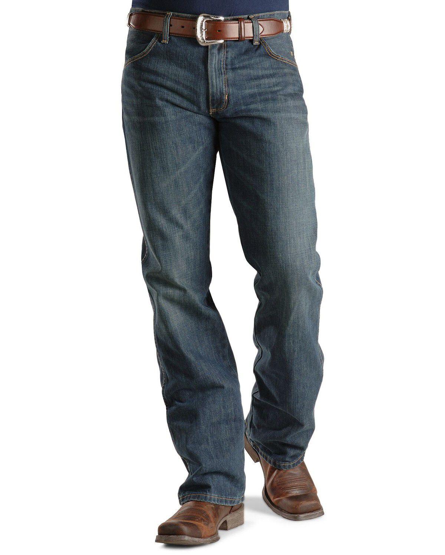 Wrangler Retro Slim Fit Bootcut Jeans