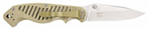 5.11 Tactical CS2 Spearpoint Knife, Tan, hi-res