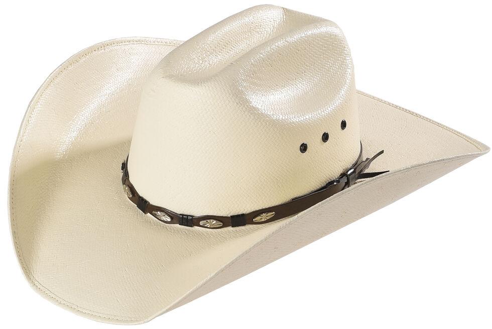 adf692247 Bullhide Alamo 50X Shantung Straw Cowboy Hat