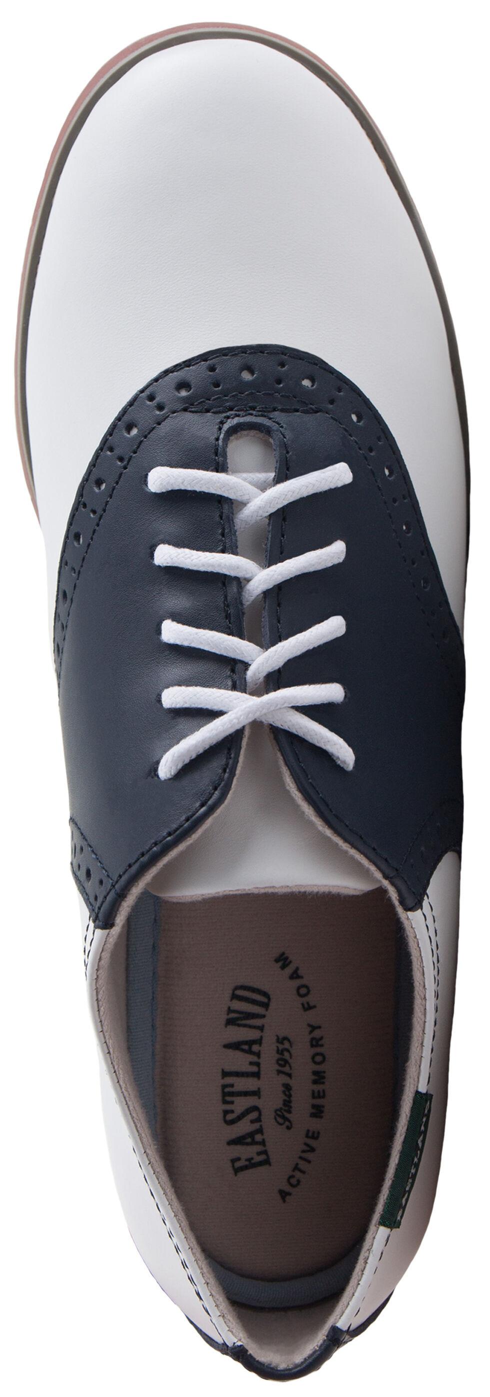 Eastland Women's Sadie Saddle Shoes , Multi, hi-res