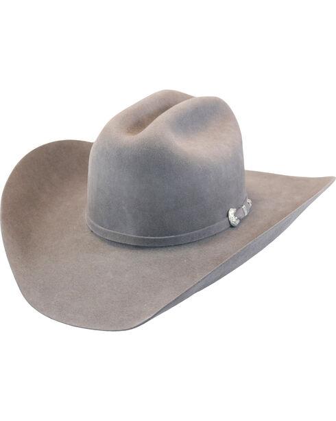 Justin Men's Grey 15X Ryder Cowboy Hat , Grey, hi-res