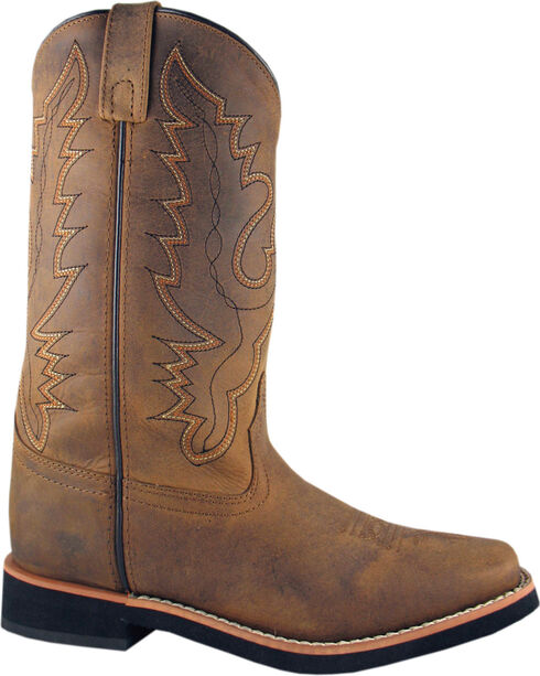 Smoky Mountain Pueblo Cowgirl Boots - Square Toe, Crazyhorse, hi-res