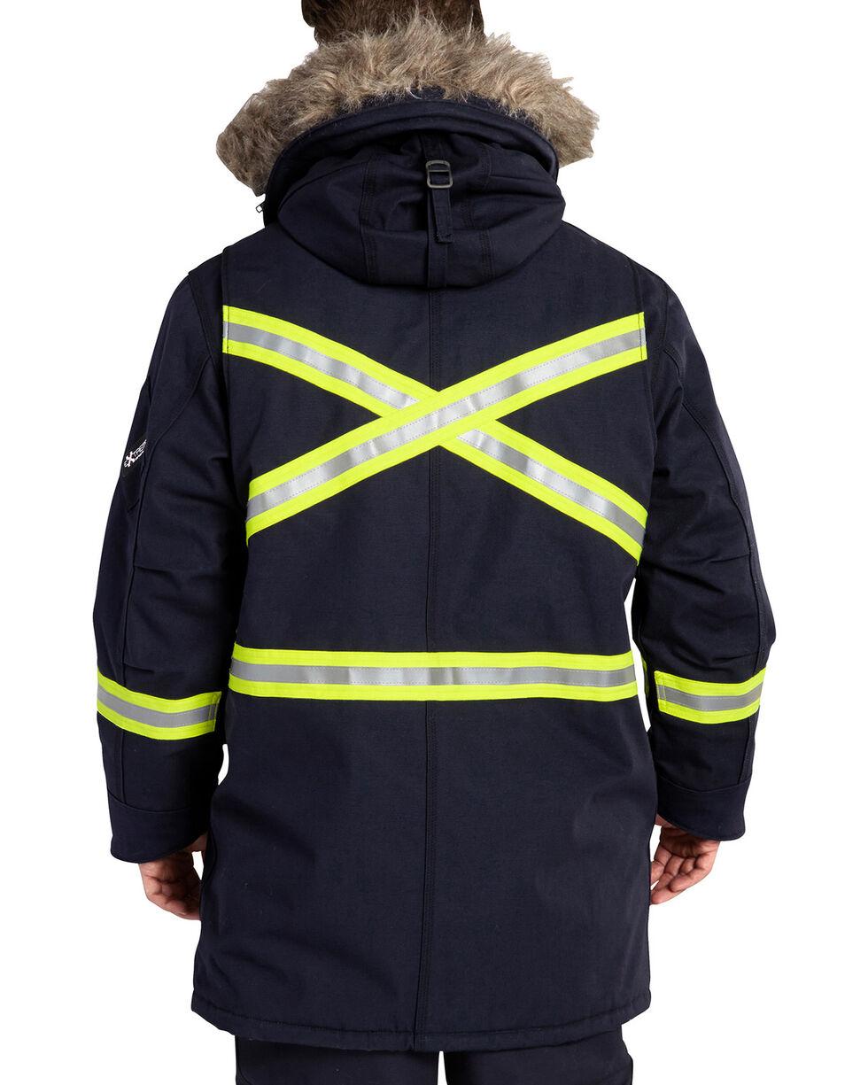 Carhartt Extremes® FR Arctic Parka - Big & Tall, Navy, hi-res