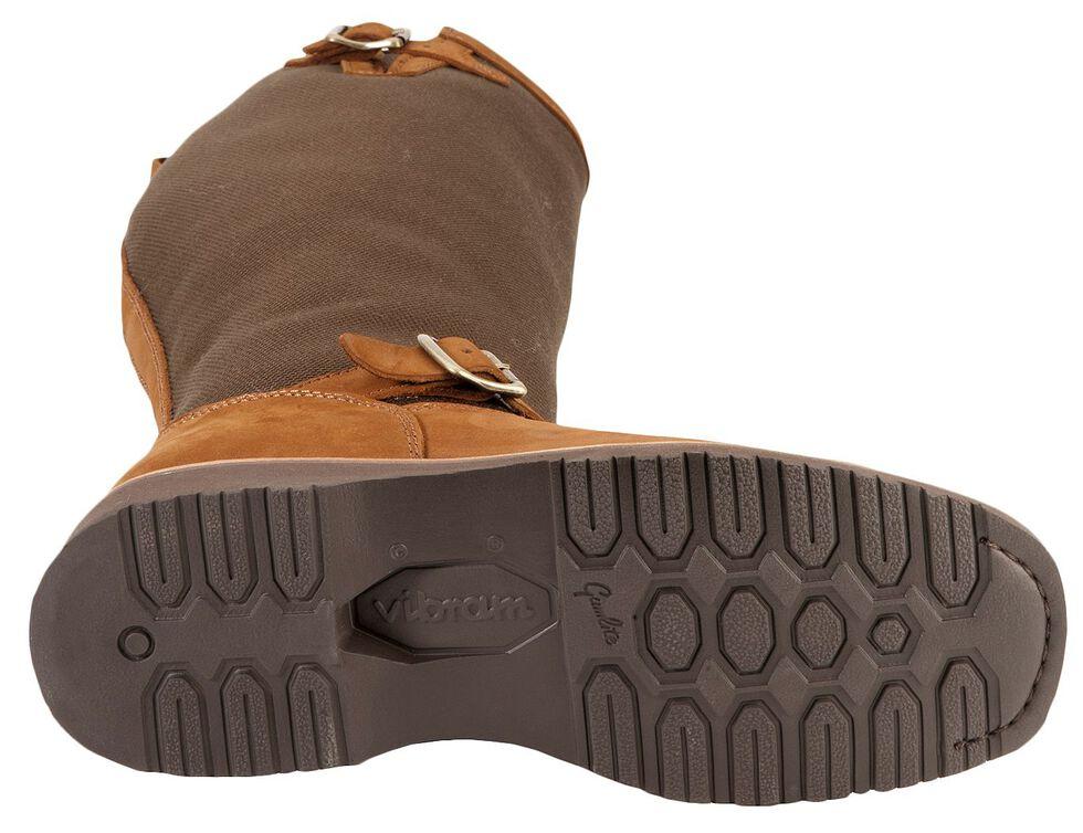 5e5bfa8ab06 Chippewa Aged Regina Snake Boots - Square Toe