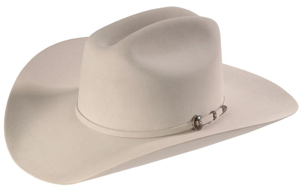 Resistol George Strait 6X Remuda Fur Felt Western Hat  f4b1d01510b