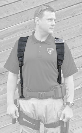 5.11 Tactical VTAC Brokos Harness, Black, hi-res