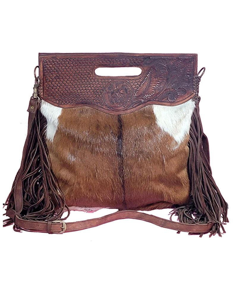 Kobler Women's Mesa Crossbody Bag, Brown, hi-res