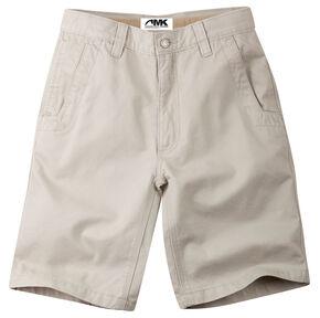 Mountain Khakis Men's Slate Teton Relaxed Fit Shorts, Slate, hi-res