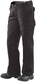 Tru-Spec Women's 24-7 Series Tactical Pants, Black, hi-res