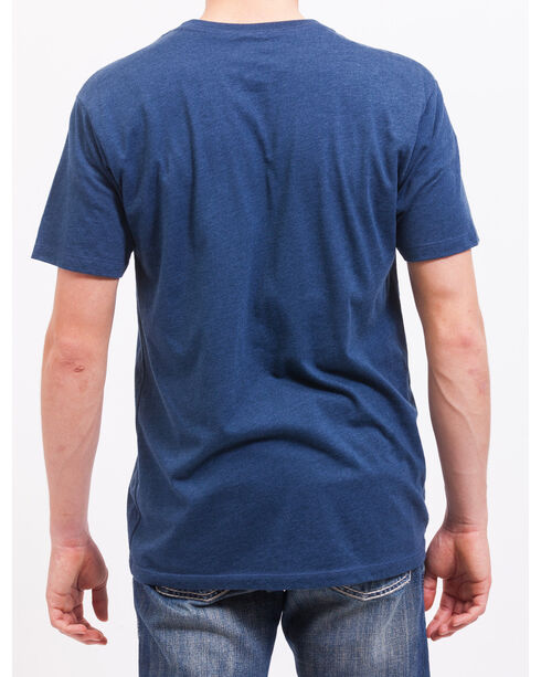 Cody James Men's Desertscape T-Shirt, Navy, hi-res