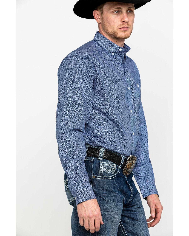 ARIAT Mens Ramos Classic Fit Shirt