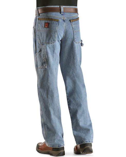 Wrangler Jeans - Riggs Workwear Relaxed Carpenter Jeans, Vintage Indigo, hi-res